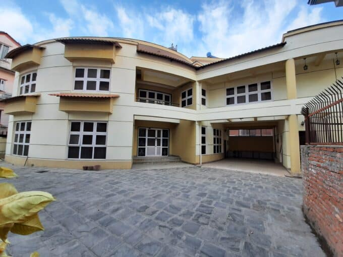 house for sale at Maligaun