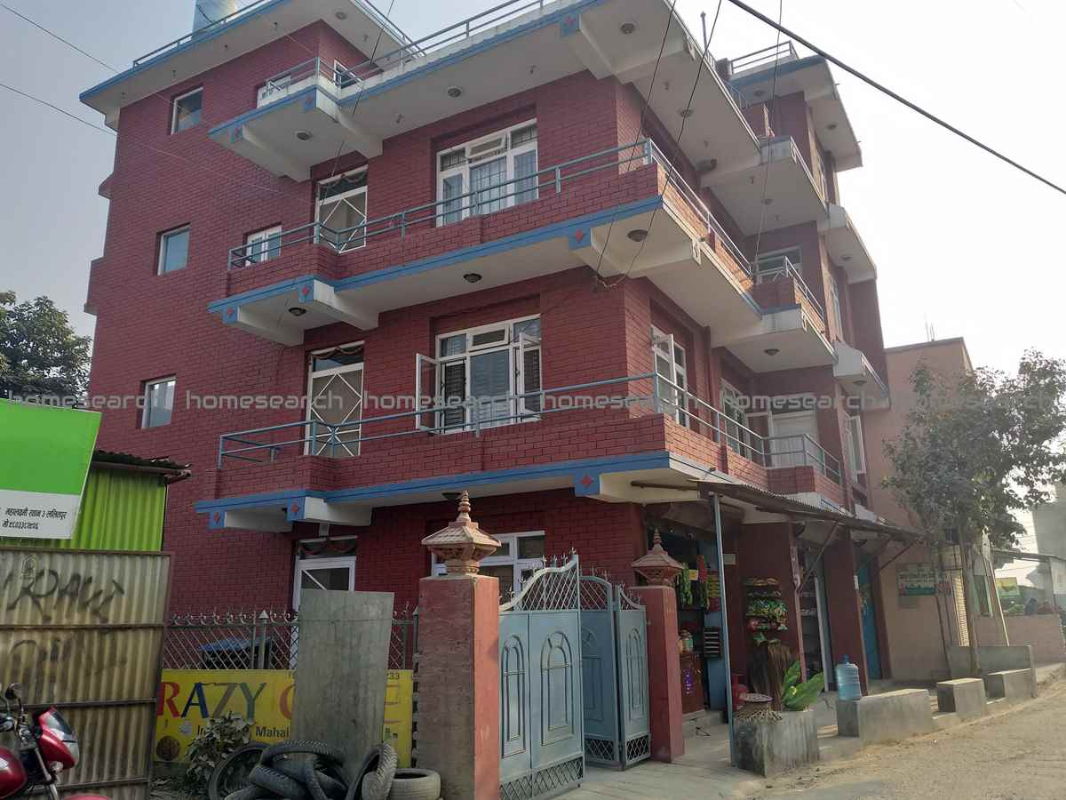 Semi commercial house for sale at Imadol Lalitpur