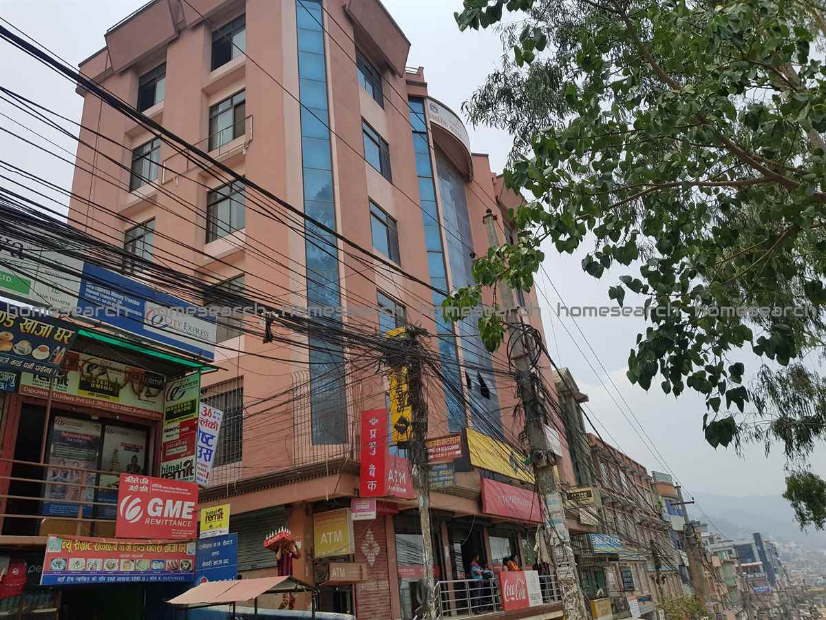 Commercial building for sale at Kalanki