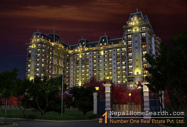 Apartment on rent in Imperial Court