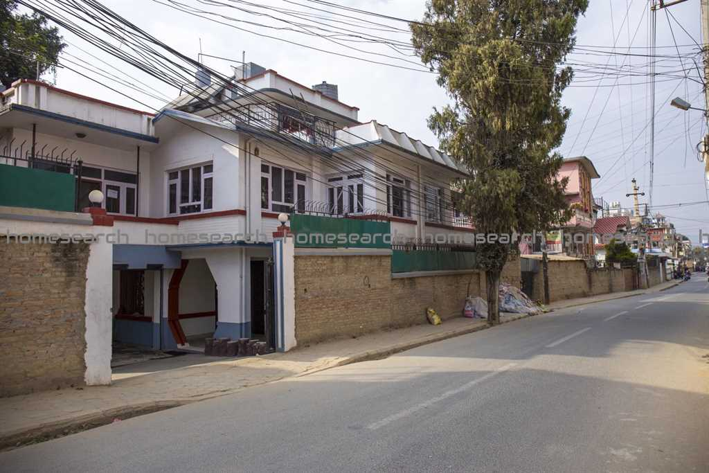 House for rent on 12 Anna near Jawalakhel lalitpur