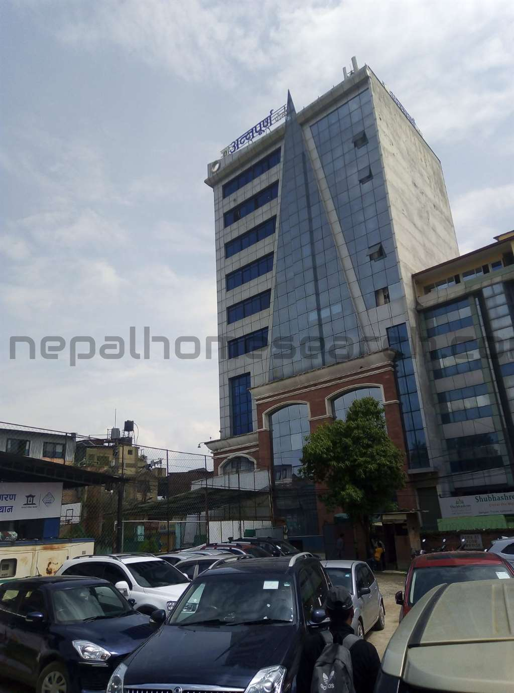 Office space on rent at Annapurna Tower, Tinkune