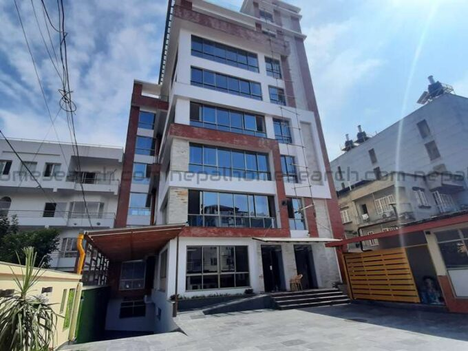 Office space for rent at Charkhal