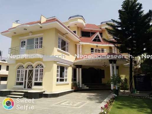 home for sale at Sanepa