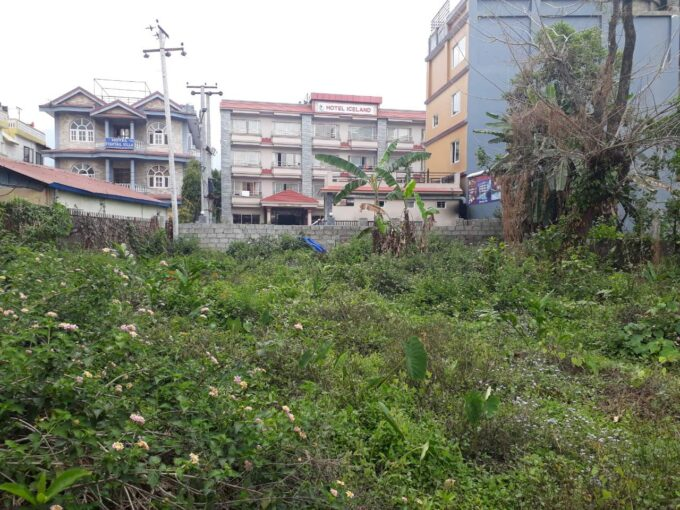22 anna land for sale at Lakeside Pokhara