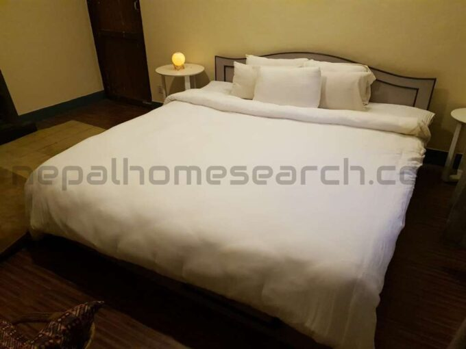 Fully Furnished flat is available on rent at Lazimpat