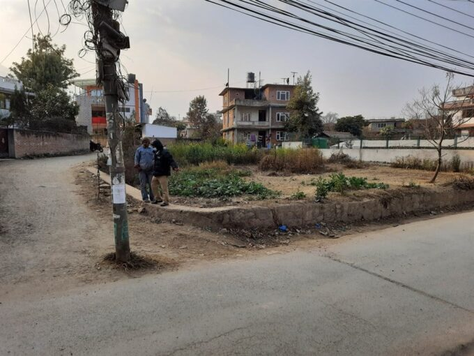 8 aana land for sale at Bhaisepati lalitpur