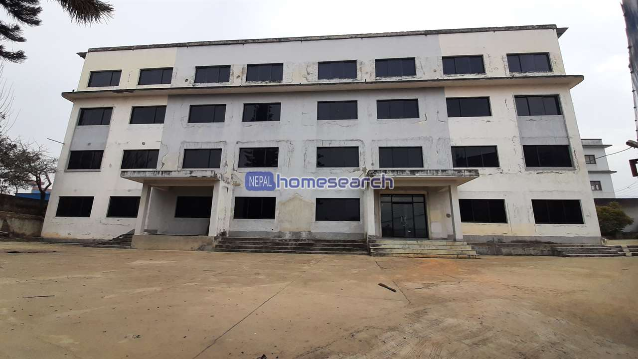 A huge building for rent in Imadol Lalitpur