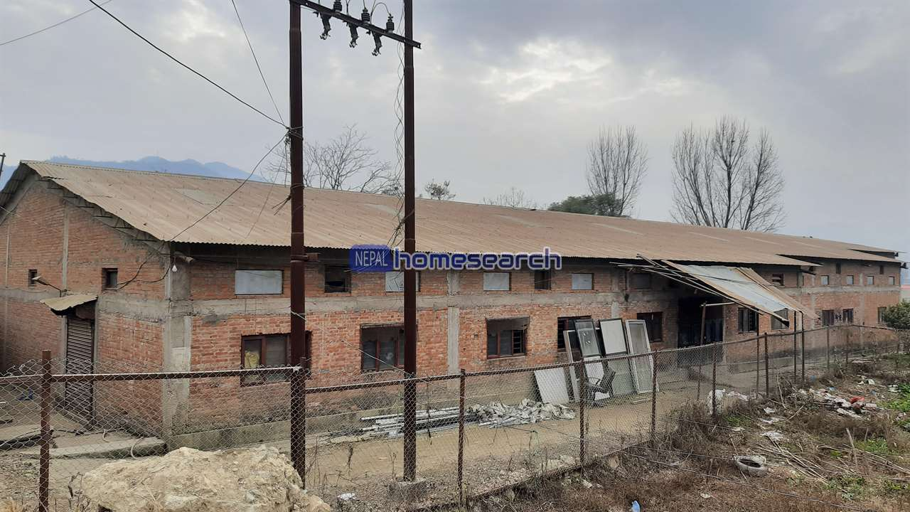 Warehouse for rent in Lubhu