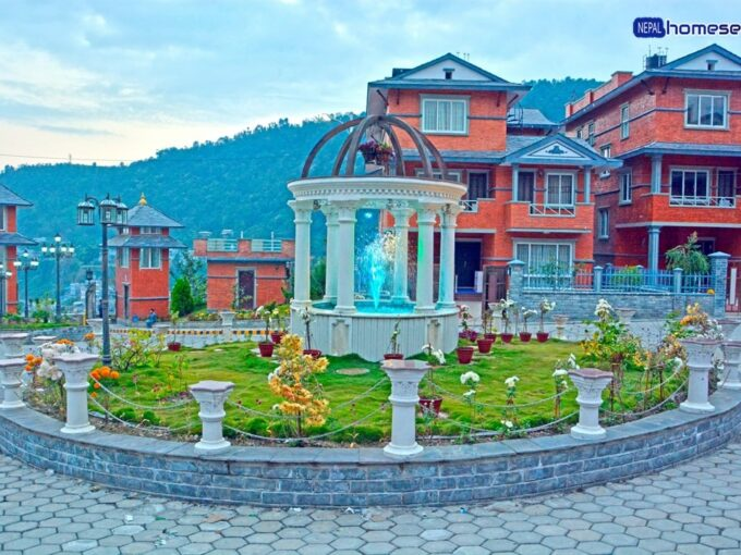 Only one out of 108 houses for sale at Deep housing Pokhara