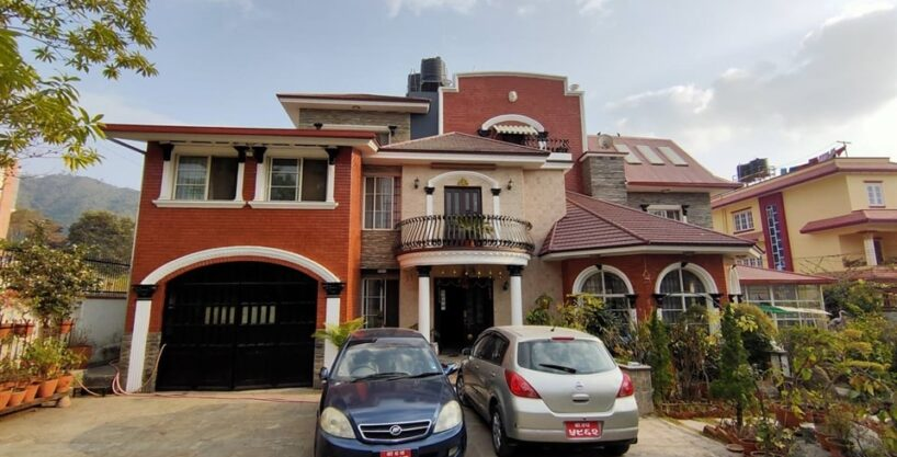 Bungalow for sale at Budhanilkantha