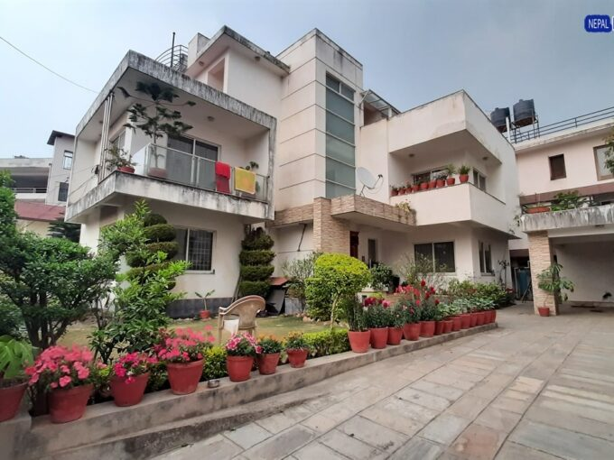 A magnificent house for sale in Satdobato Lalitpur