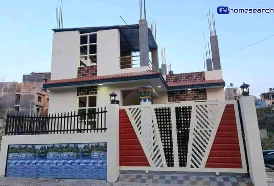 Single story house for sale at Thali