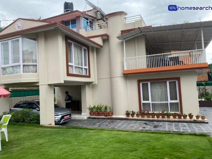 house for sale at Chabahil
