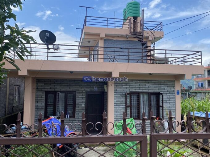 house for sale at Galeshwor Pokhara