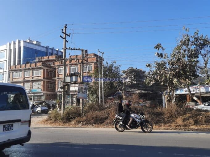 commercial land for sale in Balaju