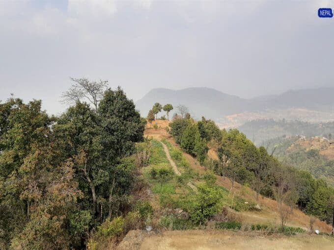 Land For Sale At Tika Bhairab